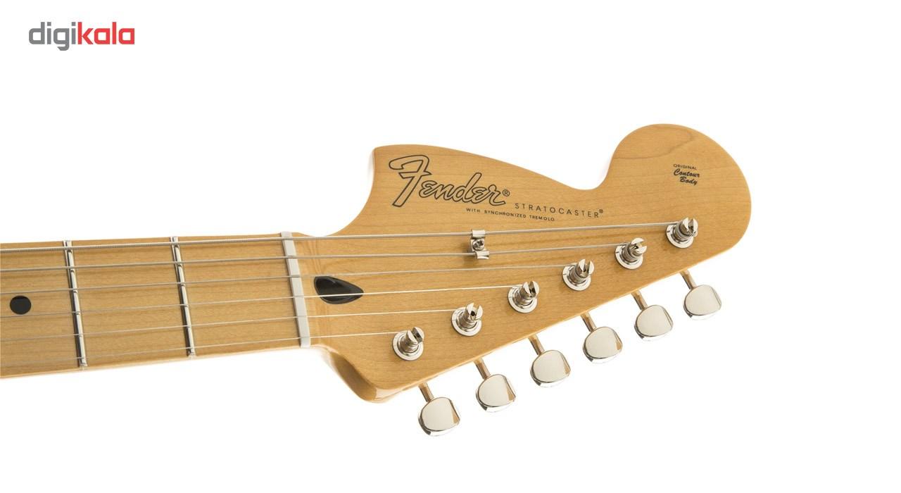 قیمت                      گیتار الکتریک فندر مدل Jimi Hendrix Stratocaster Olympic White              ⭐️⭐️⭐️