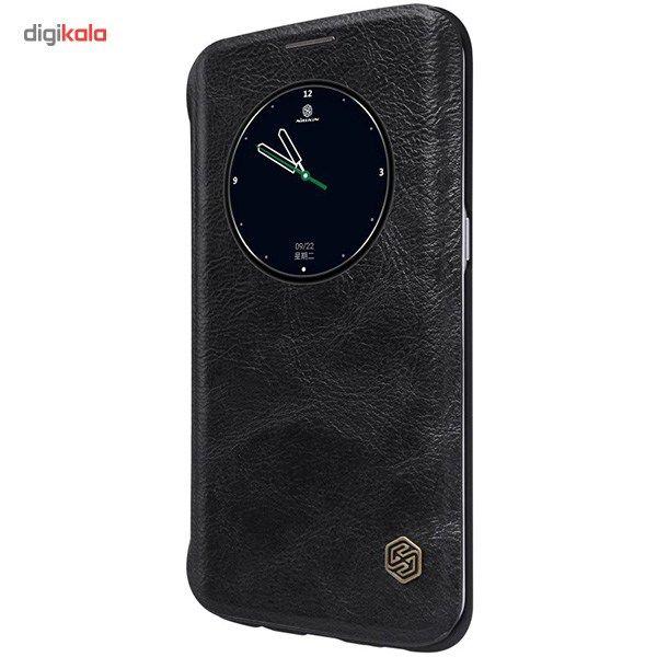 کیف کلاسوری نیلکین مدل Qin مناسب برای گوشی موبایل سامسونگ Galaxy S7 Edge main 1 4