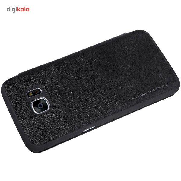 کیف کلاسوری نیلکین مدل Qin مناسب برای گوشی موبایل سامسونگ Galaxy S7 Edge main 1 5
