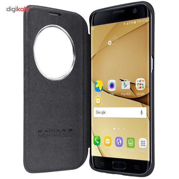 کیف کلاسوری نیلکین مدل Qin مناسب برای گوشی موبایل سامسونگ Galaxy S7 Edge main 1 6