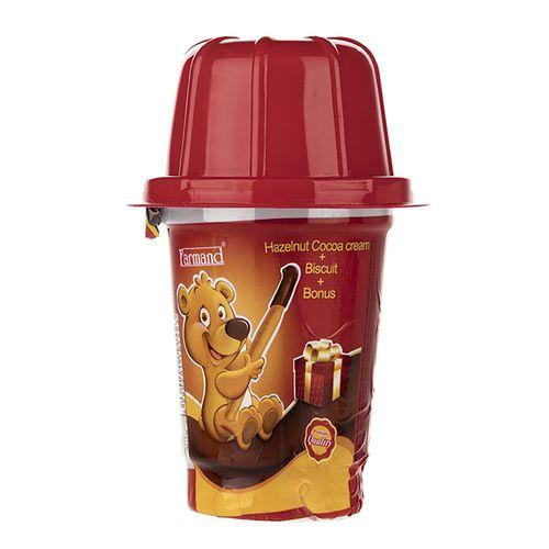 کرم کاکائویی فندقی فرمند مقدار 11 گرم