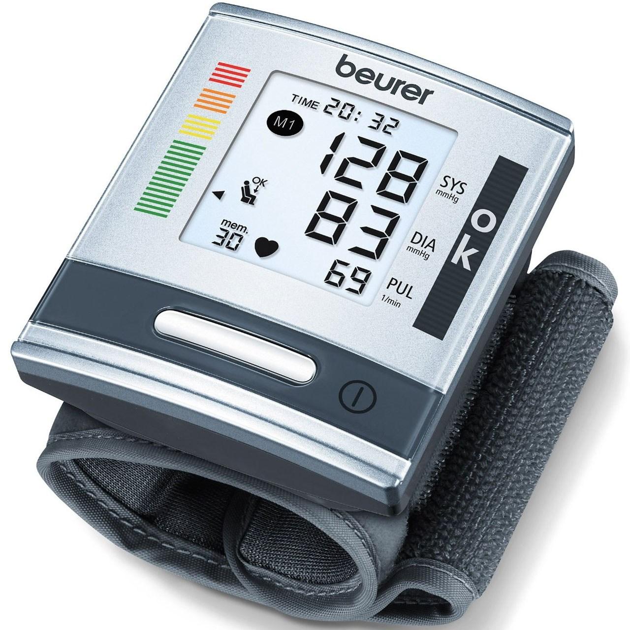 فشارسنج دیجیتالی بیورر مدل BC60
