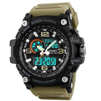 ساعت مچی عقربه ای مردانه اسکمی مدل 1283 کد 02