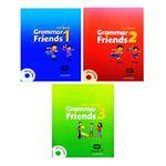کتاب Grammar Friends اثر Tim Ward And Eileen Flannigan انتشارات سپاهان جلد 1 تا 3