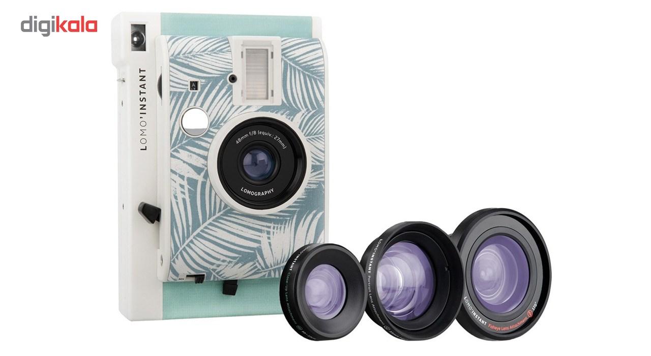 دوربین چاپ سریع لوموگرافی مدل Panama به همراه سه لنز