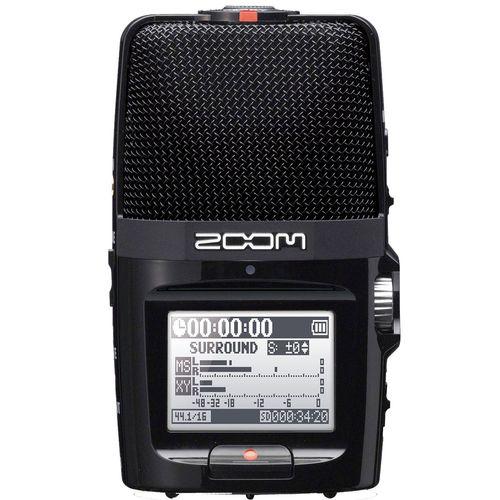 ضبط کننده حرفه ای صدا زوم مدل H2n