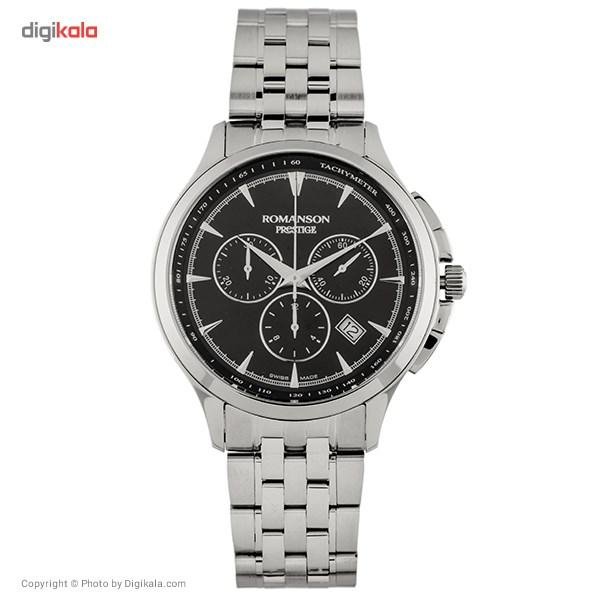 خرید ساعت مچی عقربه ای مردانه رومانسون مدل TM3258HM1WA32W