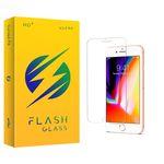محافظ صفحه نمایش فلش مدل +HD مناسب برای گوشی موبایل اپل iPhone 8G