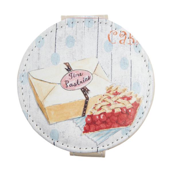 آینه جیبی طرح کیک کد 90506