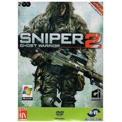 بازی Sniper 2 Ghost Warrior مخصوص PC