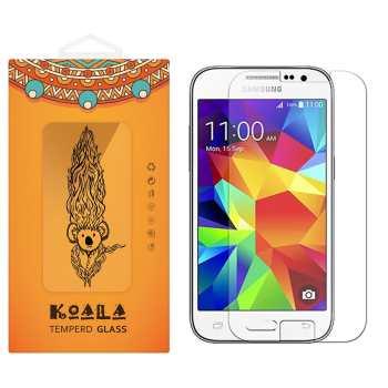 محافظ صفحه نمایش شیشه ای کوالا مدل Tempered مناسب برای گوشی موبایل سامسونگ Galaxy J2