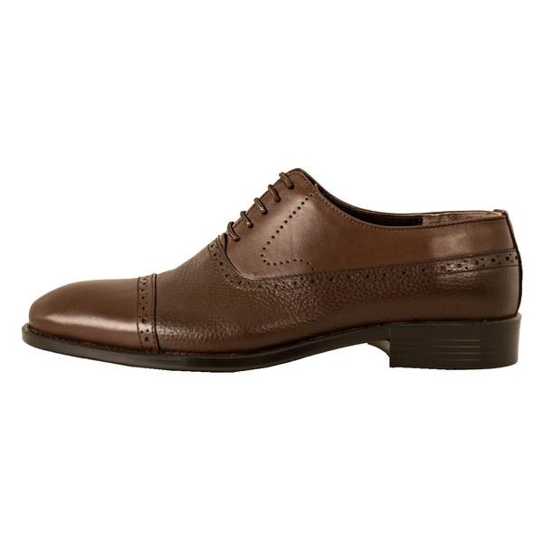کفش مردانه پارینه چرم مدل sho196-7