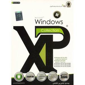 سیستم عامل ویندوز XP Collection نشر بلوط