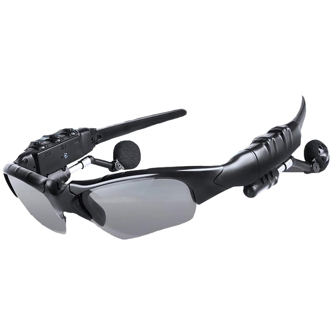 خرید اینترنتی عینک هوشمند با بلوتوث مدل GLS 100 اورجینال