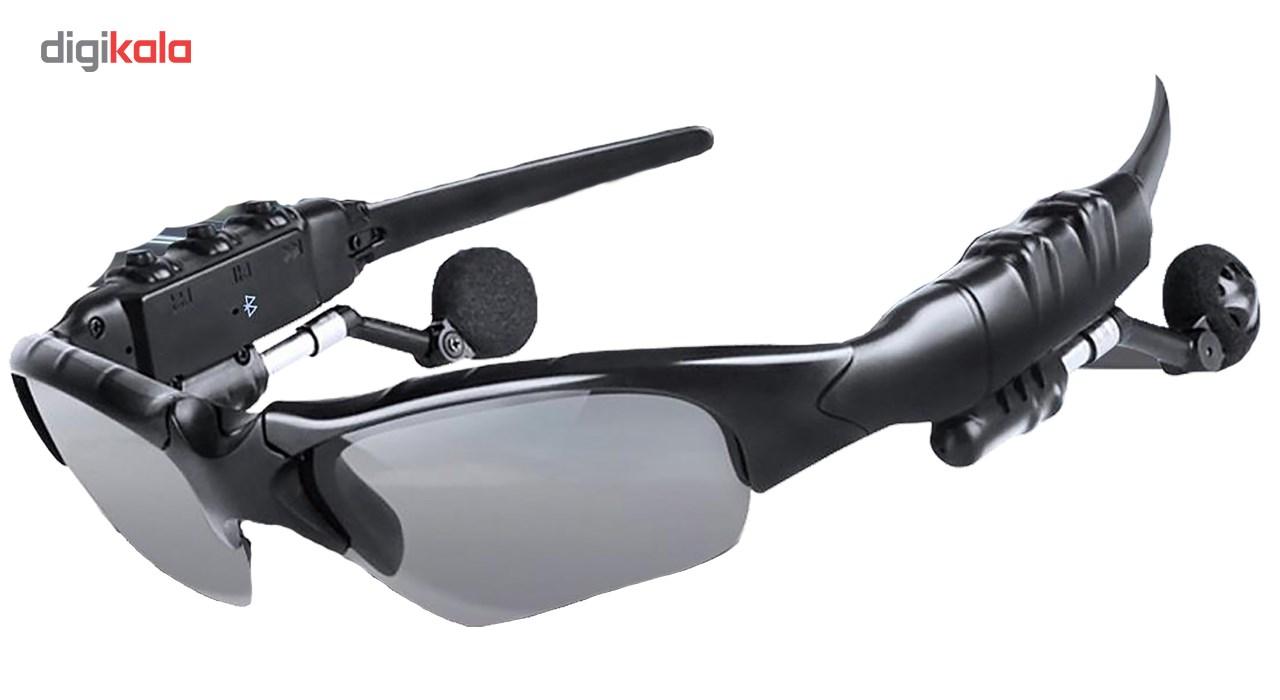 عینک هوشمند با بلوتوث مدل GLS 100