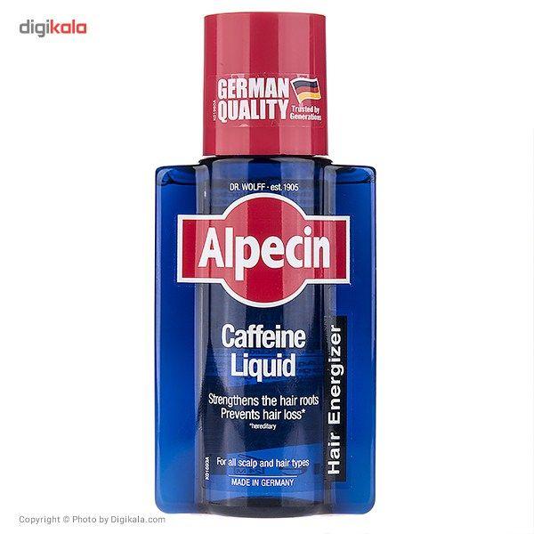 محلول تقویت کننده مو آلپسین مدل Caffeine  حجم 200 میلی لیتر main 1 1