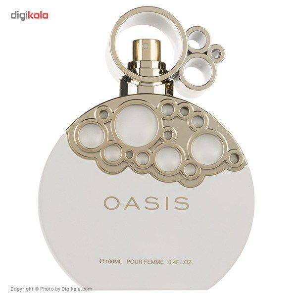 ادو پرفیوم زنانه امپر مدل Oasis حجم 100 میلی لیتر  Emper Vivarea Oasis Eau De Parfum for Women 100