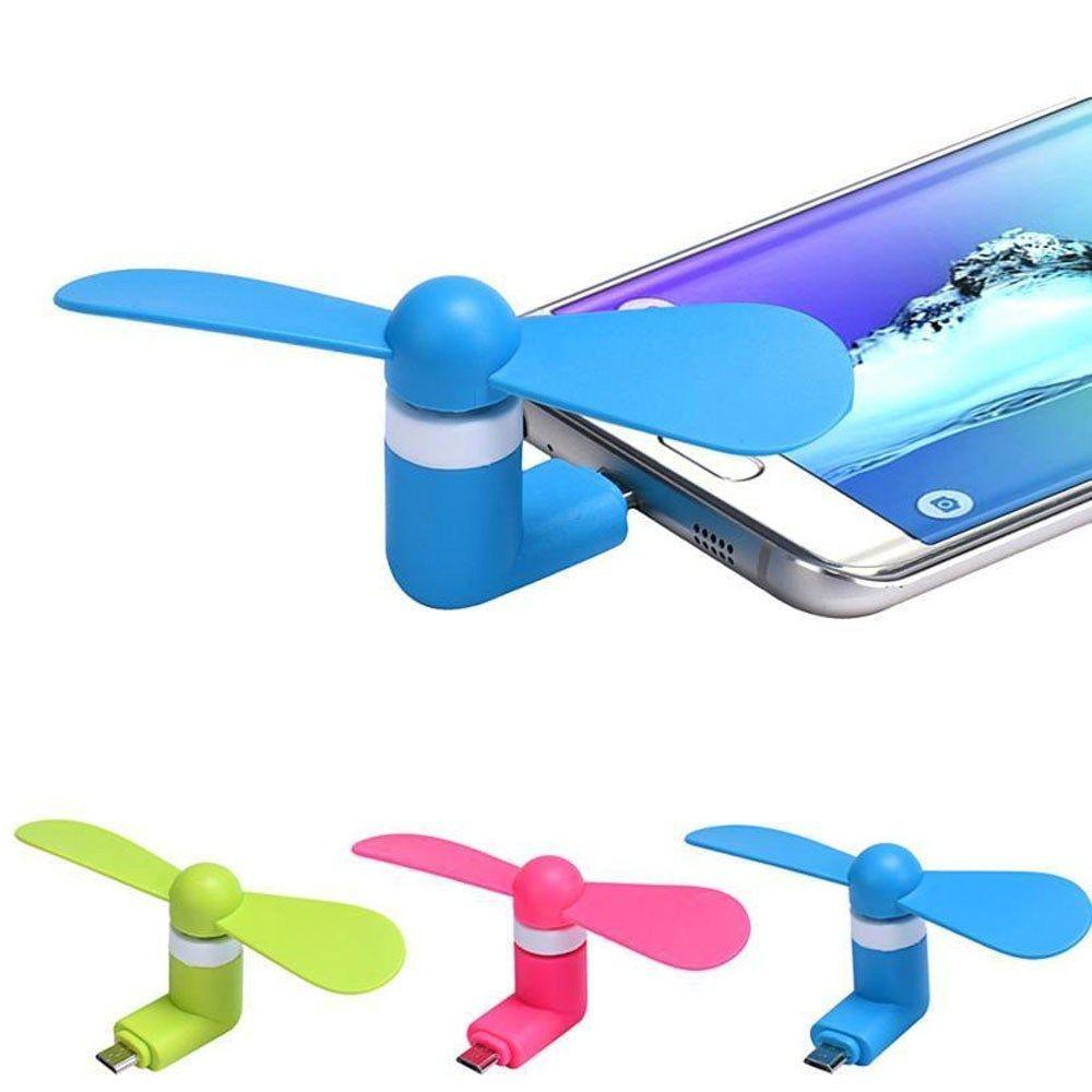 پنکه همراه مدل OTG Mini USB main 1 4