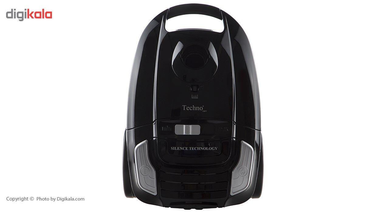 جاروبرقی تکنو مدل TE-2206 main 1 2