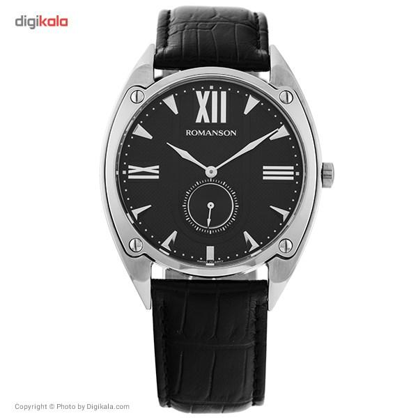 خرید ساعت مچی عقربه ای مردانه رومانسون مدل TL1272JM1WA32W