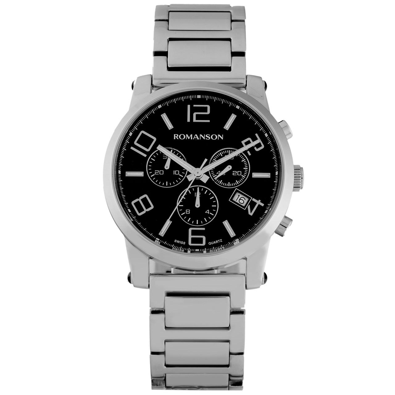 ساعت مچی  مردانه رومانسون مدل TM4225MM1WA12W              اصل