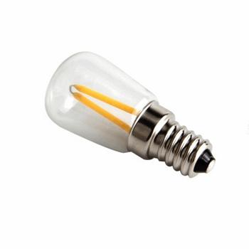 لامپ فیلامنتی 1.5 وات پایه E12