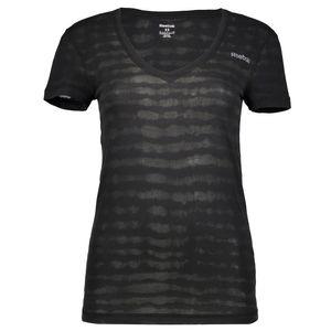 تی شرت زنانه ریباک مدل Burnout
