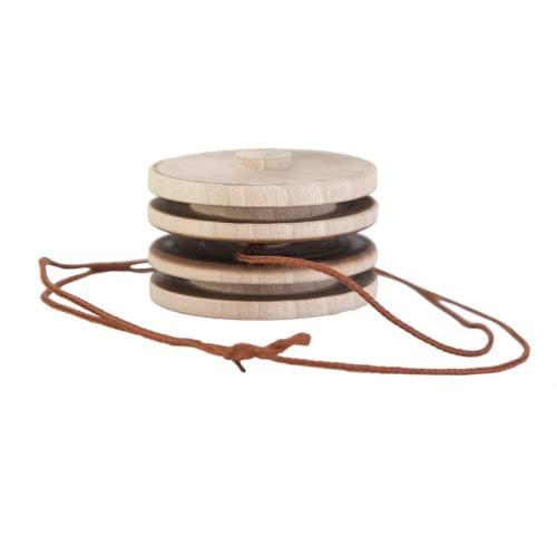 یویو چوبی گالری کفشدوزک کد 160022