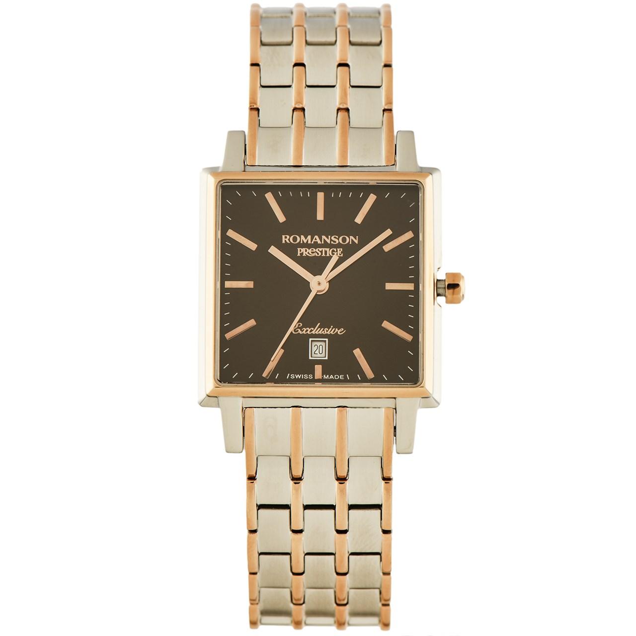 ساعت مچی عقربه ای زنانه رومانسون مدل TM3260LL1JAB6R