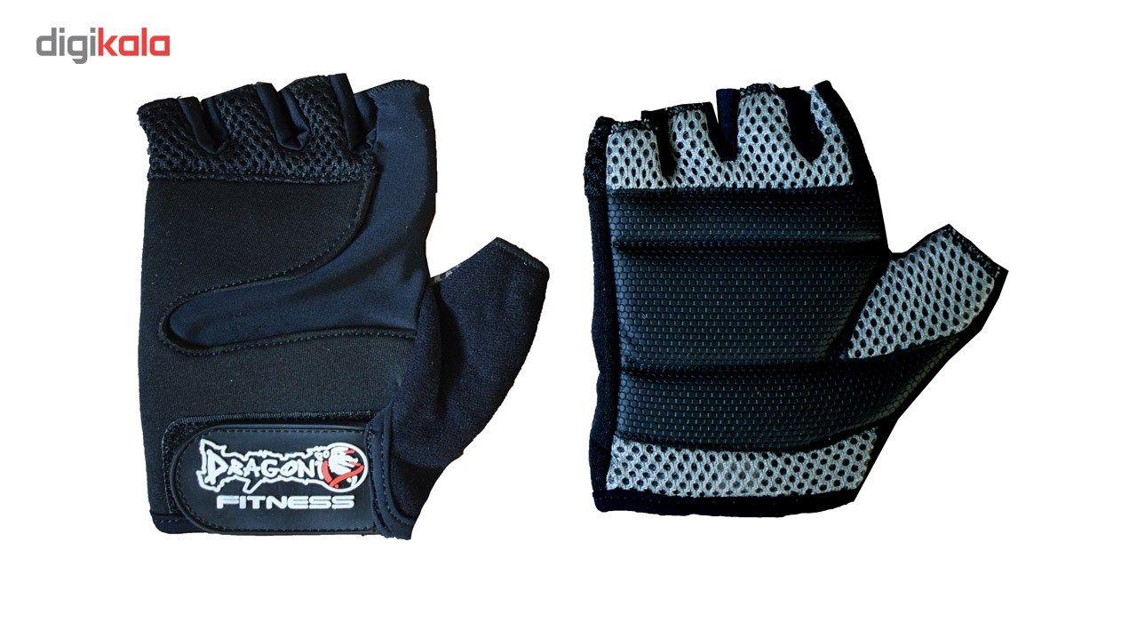 دستکش فیتنس دراگون دو مدل Body 63 main 1 1