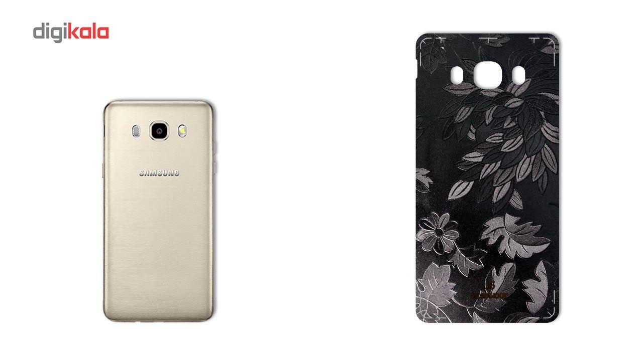برچسب پوششی ماهوت مدل Wild-flower Texture مناسب برای گوشی  Samsung J5 2016 main 1 1