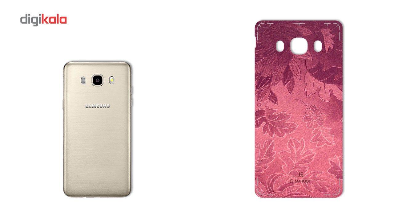 برچسب پوششی ماهوت مدل Wild-flower Texture مناسب برای گوشی  Samsung J5 2016 main 1 2