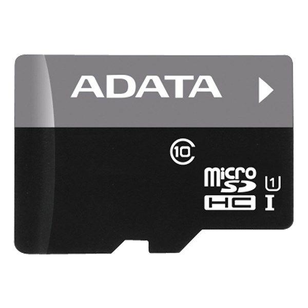 کارت حافظه microSDHC ای دیتا مدل Premier کلاس 10 استاندارد UHS-I U1 سرعت 50MBps ظرفیت 32 گیگابایت   Adata Premier UHS-I U1 Class 10 50MBps microSDHC - 32GB