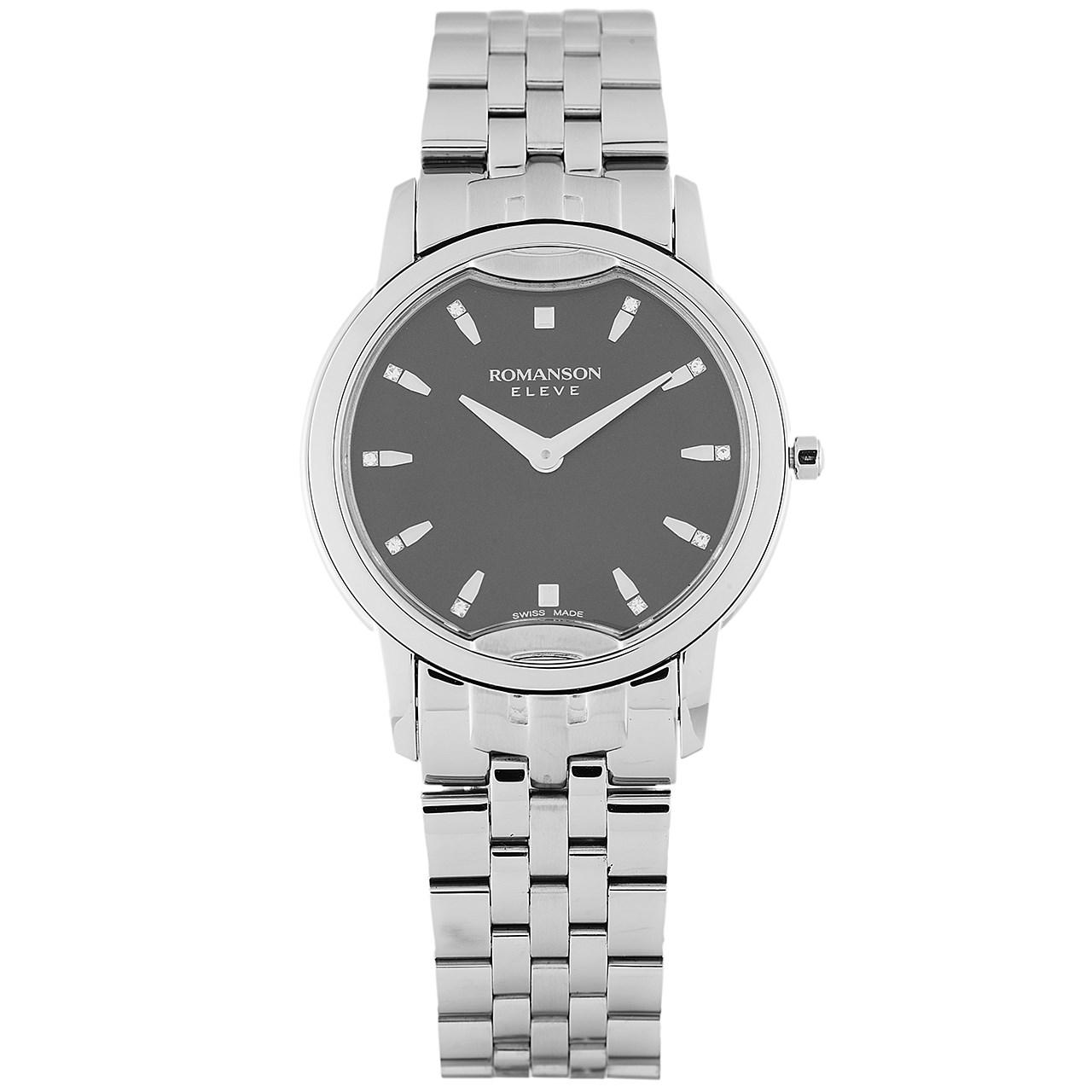 ساعت مچی عقربه ای مردانه رومانسون مدل EM3210MM1WA32W 14