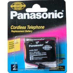باتری تلفن بی سیم پاناسونیک مدل HHR-P301E/1B