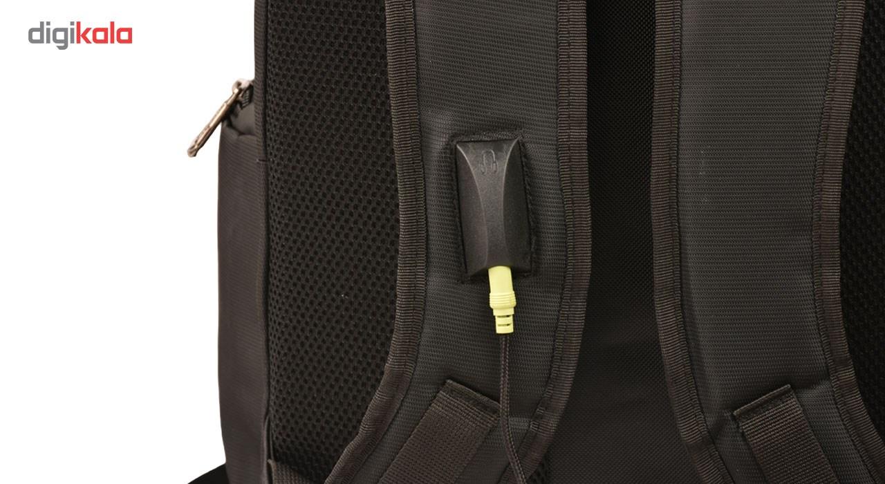 کوله پشتی لپ تاپ پارینه  مدل SP91 مناسب برای لپ تاپ 15 اینچی