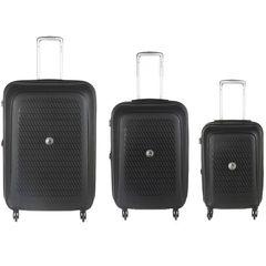 مجموعه سه عددی چمدان دلسی مدل Tasman