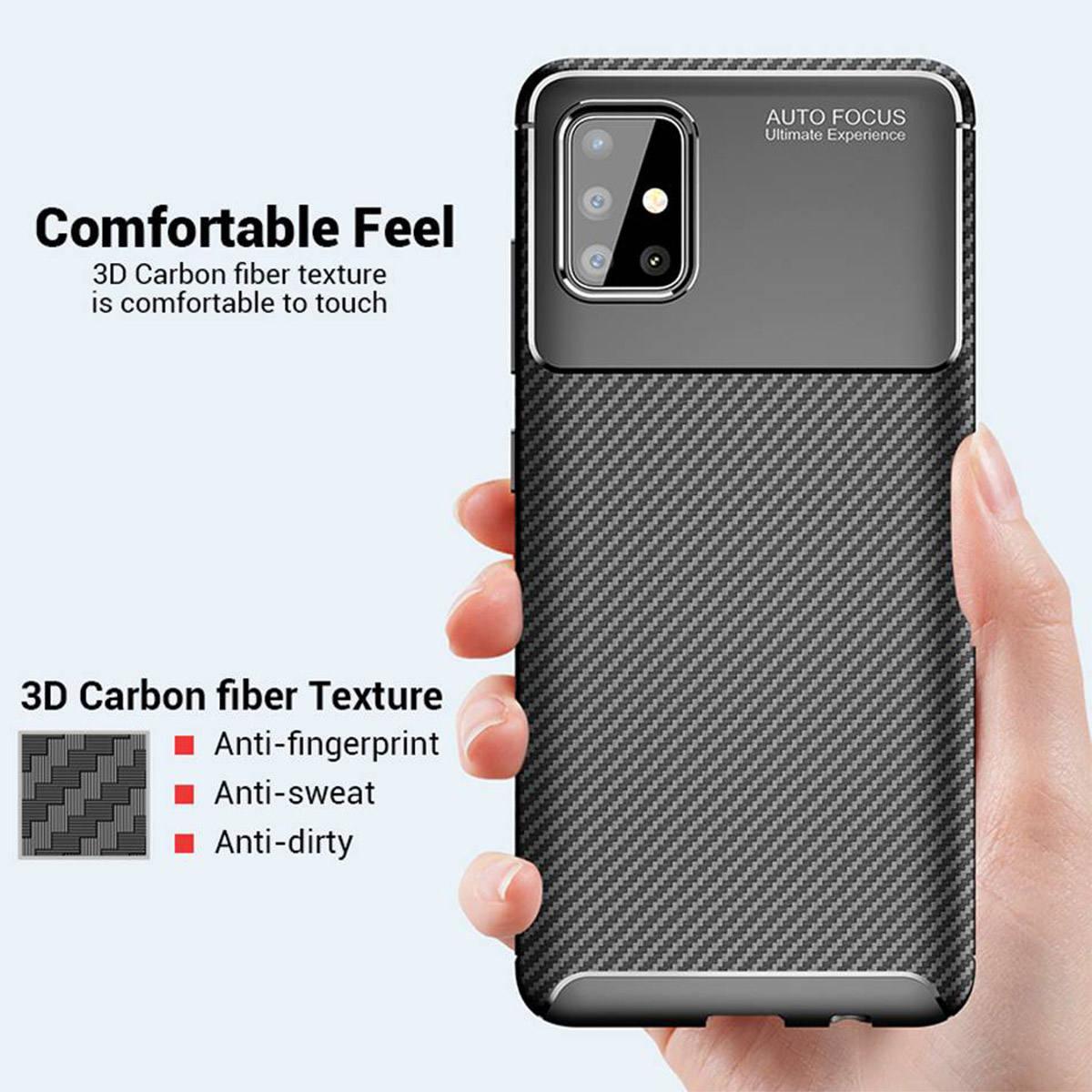 کاور لاین کینگ مدل A21 مناسب برای گوشی موبایل سامسونگ Galaxy A71 thumb 2 29