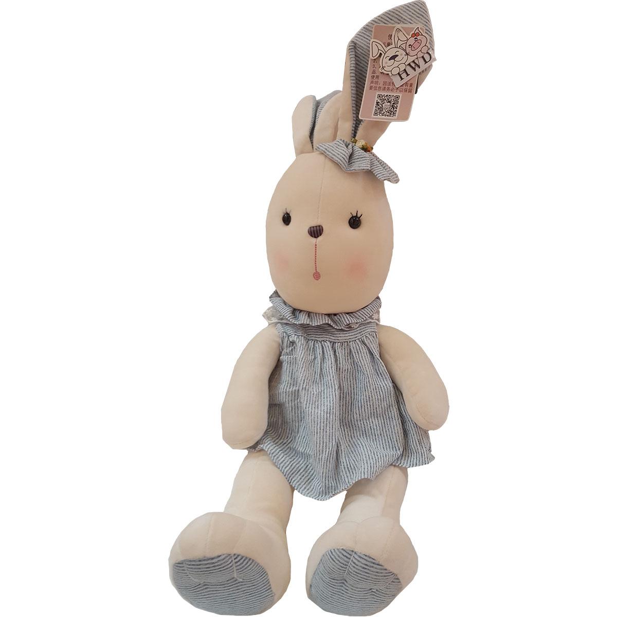 عروسک اچ دبلیو دی طرح خرگوش دختر ارتفاع ۹۵ سانتی متر