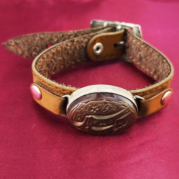 دستبند نقره سلین کالا مدل ce-san17