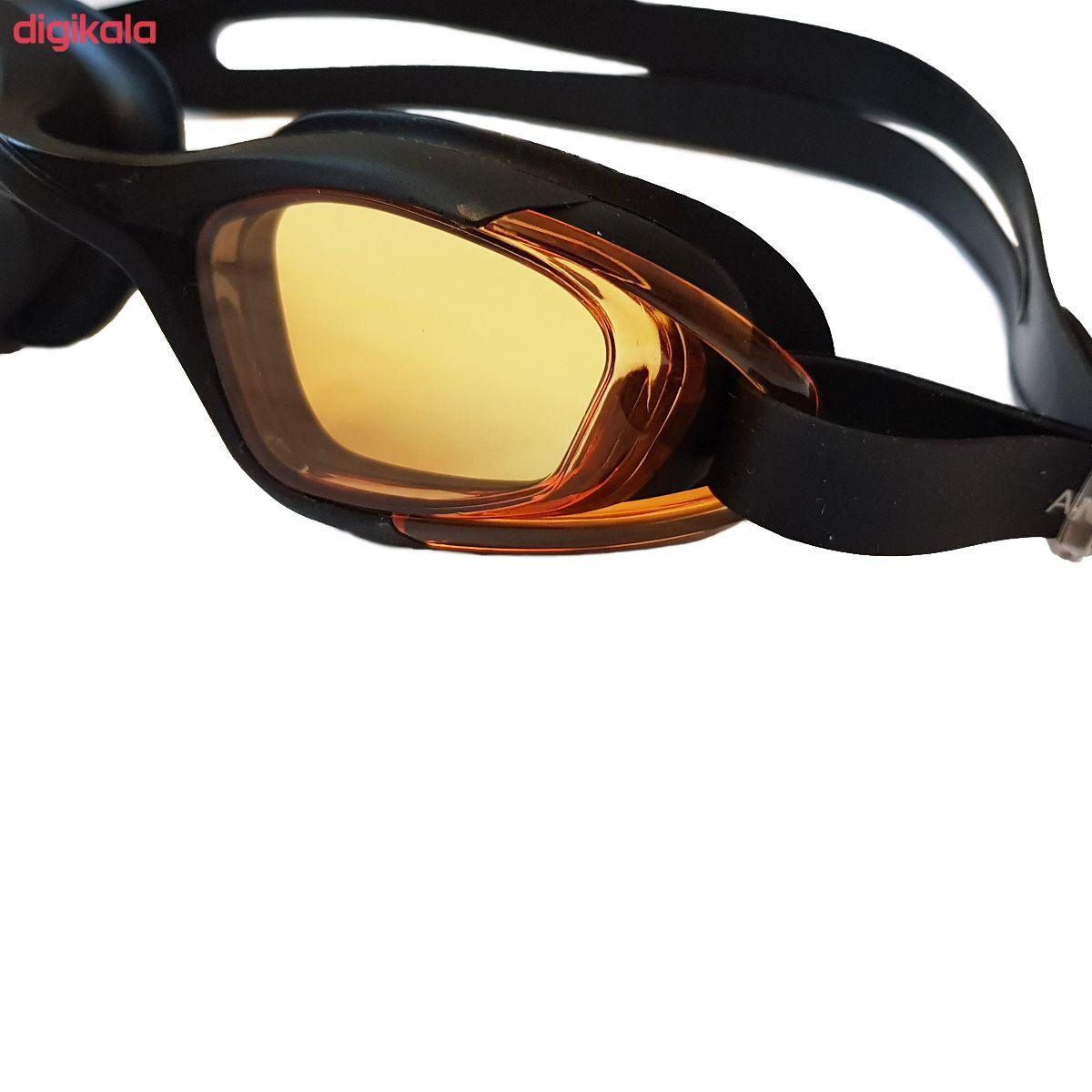 عینک شنا اکوا پرو مدل AMERAGE main 1 2