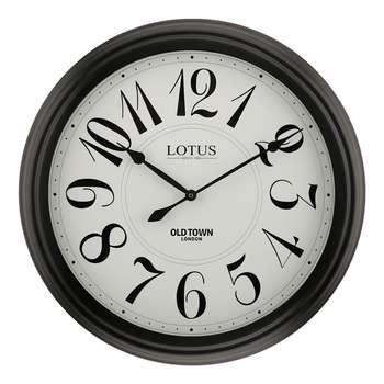 ساعت دیواری لوتوس کد DIXON M-16036