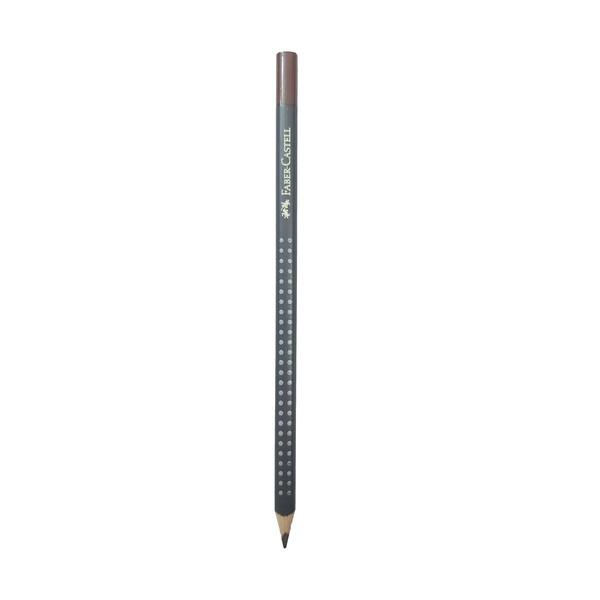 مداد رنگی فابر کاستل  مدل آرت گریپ کد  Van Dyck Brown 176