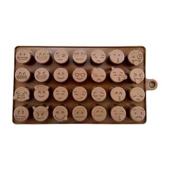 قالب شکلات طرح ایموجی کد 733