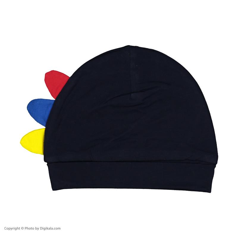 کلاه نوزادی فیورلا کد 40011