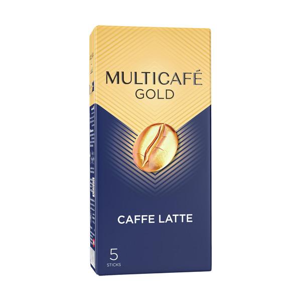 کافه لاته گلد مولتی کافه بسته 5 عددی