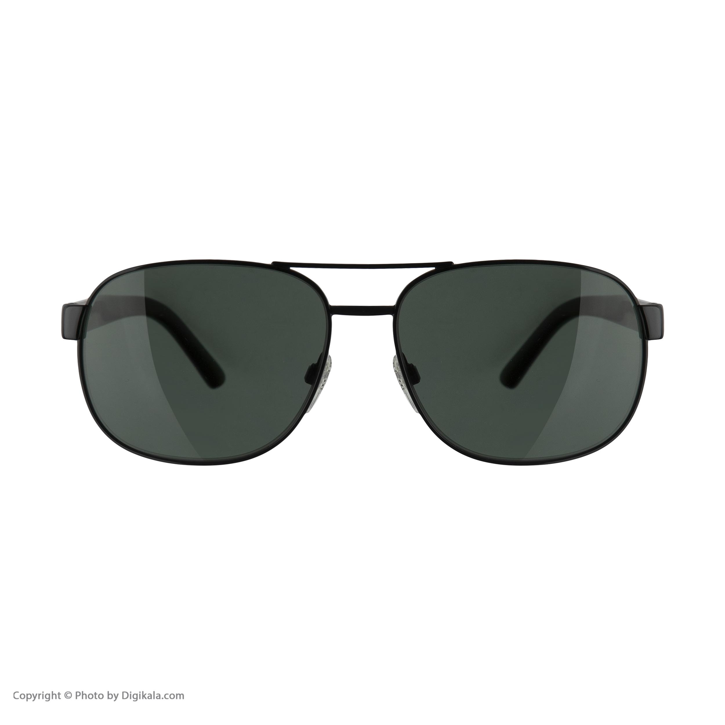 عینک آفتابی زنانه بربری مدل BE 3083S 10015U 59 -  - 3
