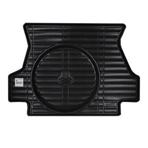 کف پوش سه بعدی صندوق خودرو بابل مدل pl30123 مناسب برای تیبا