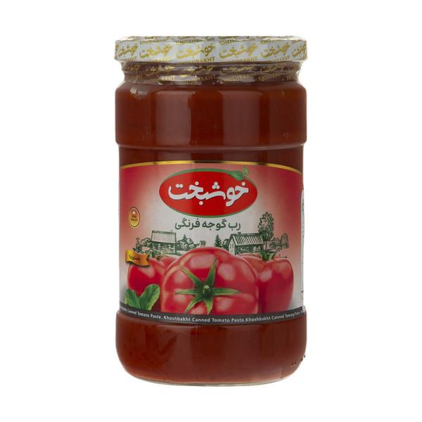 رب گوجه فرنگی خوشبخت - 700 گرم