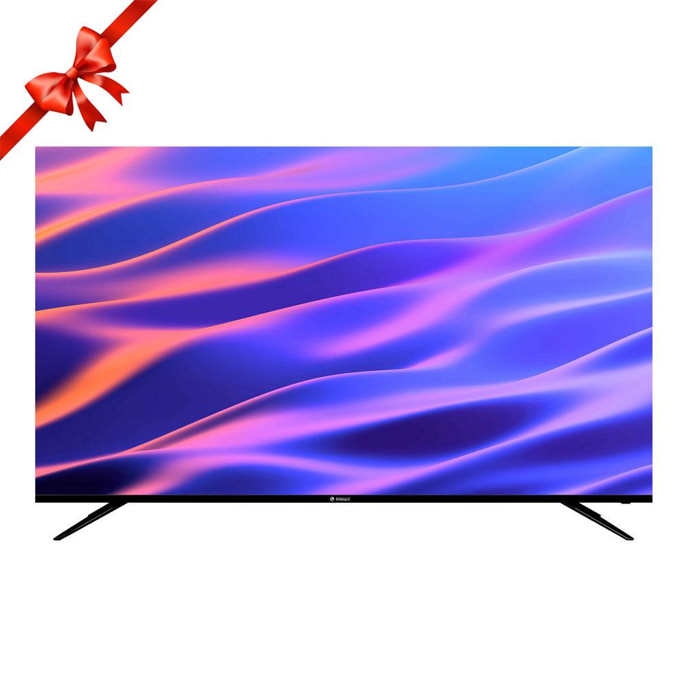 تلویزیون ال ای دی هوشمند اسنوا مدل SSD-65SA620U سایز 65 اینچ